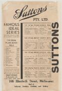 Suttons Pty Ltd famous ideal series : these books should be in every music lover's collection