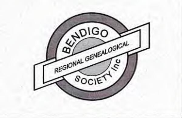 Bendigo Regional Genealogical Society