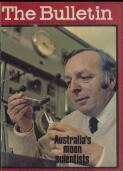 BERNARD MARTIN A nest of puzzles (29 August 1970)