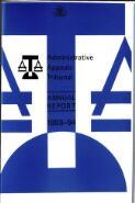 Appendix 3 Administrative Appeals Tribunal Members 1993/94