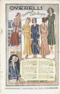 Overells' general catalogue : summer 1931-32