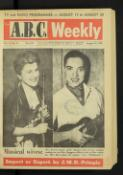 LOOKING AHEAD ON CHANNEL 2 ABN (14 August 1957)