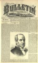 His Honor Sir William Montagu Manning. (19 February 1881)