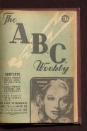 SATURDAY, June 25 A.B.C. Programmes (18 June 1949)