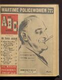 Our Cover FRANKLIN DELANO ROOSEVELT (23 January 1943)
