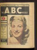 OTHER PEOPLE'S LETTERS ARGONAUTS AND BING (10 May 1947)