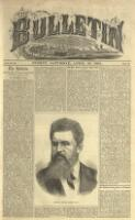 The Referee. Sporting and Athletic Mems. (23 April 1881)