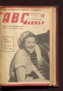 NEXT WEEK'S A.B.C. TALKS (6 December 1952)