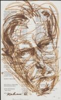 Portrait of Roland Robinson / Kahan