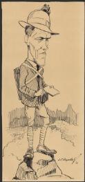 [Portrait of Thomas Griffith Taylor] L. F. Reynolds