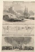 Emigration depot at Birkenhead