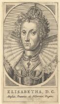 Elisabetha, D.G. Angliae, Franciae et Hiberniae Regina