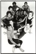 Advanced group - Aboriginal Islander Dance Theatre, 1979