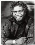 Portrait of Mandawuy Yunupingu / Jacqueline Mitelman