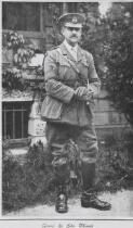 Major General John Monash, Glisy, France, 1918