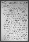 A.R. Wallace (Ceylon) to S. Stevens, 16 Febuary 1862,  (File),  (from Records of the Zoological Society of London )