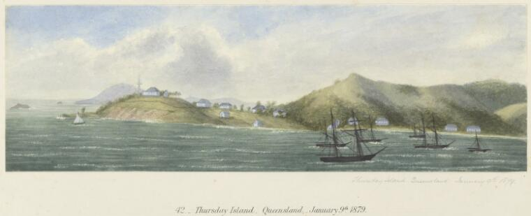 Glover, T. G. (Thomas George) Thursday Island, Queensland [picture]