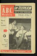 Sunday NOVEMBER 2 (29 October 1958)