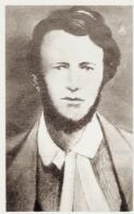 Portrait of Ben Hall