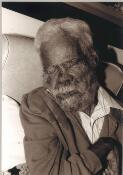 Portrait of Percy Mumbulla, Wallaga Lake, New South Wales