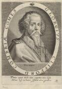 Georgius Clifford, Combriae Comes