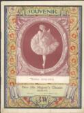 Souvenir [programme], Anna Pavlova, New His Majesty's Theatre, Brisbane / direction, J. C. Williamson Ltd