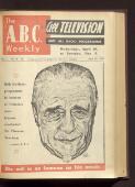 SUNDAY MAY 3 (29 April 1959)