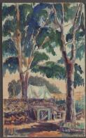 Harrison, J. N. D. (John Noel Douglas), 1911-1980. [Changi POW camp, Changi, 1942-1945] [picture] /