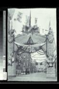 French  Arch, Pitt Street, near Hunter Street, Sydney, 1901