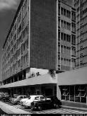 Sievers, Wolfgang, 1913-2007. North Sydney building by architects Stephenson and Turner, New South Wales, 1958 [picture] /
