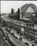 Sievers, Wolfgang, 1913-2007. Sydney Harbour Bridge northern approaches, New South Wales, 1961, 2 [picture] /