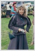 Prue Acton, Melbourne Cup, 1983 / Rennie Ellis