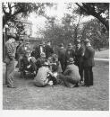 Dupain, Max, 1911-1992. Depression days, Belmore Park, Sydney, 1938 [picture] /