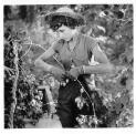 Carter, Jeff, 1928-2010. Young hop picker, Rostrevor, Ovens Valley, 1956 [picture] /