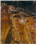 Dombrovskis, Peter, 1945-1996. Polished quartzite above Irenabyss, Franklin River, Tasmania, 1979 [picture] /