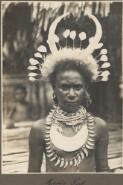 Hurley, Frank, 1885-1962. Mekeo girl [picture] /