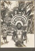 Hurley, Frank, 1885-1962. Hanawabada [Hanuabada] type [picture] /