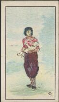 [Thai cigarette cards occupations in Siam]