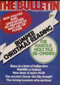 BOOKS WHO'S READING WHAT OVER CHRISTMAS (24 December 1977)