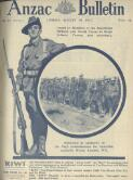 War Honours for the A.LF. (29 August 1917)