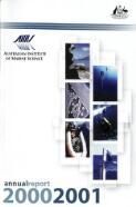 Marine Science Achievements 2000-2001 (30 June 2002)