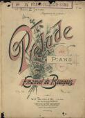Prelude Op.34 : piano solo / Emanuel de Beaupuis