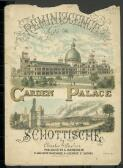 Reminiscence of the garden palace schottische / by Charles S. Packer