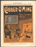 Cobber o'mine words & music by Jack Lumsdaine