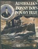 Australia's bonny boys in navy blue words by Frank King ; music by Ben. Fuller