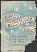 """Advance Australia fair / written and composed by """"Amicus"""""""