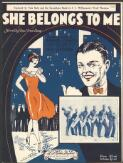 She belongs to me words and music by Howard Johnson, Andy Razaf and Paul Denniker