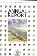 AUSTRALIAN WINE AND BRANDY CORPORATION ANNUAL REPORT 1992 – 1993