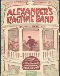 Alexander's ragtime band / by Irving Berlin
