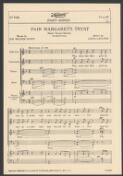 Fair Margaret's tryst short choral ballad : for mixed voices / words by Sir Walter Scott ; music by Louis Lavater